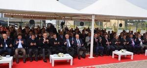 Serbest Bölge Camii ibadete açıldı