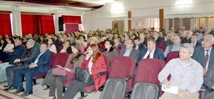 Saruhanlı'da 'Çocuk İzlem Merkezi' anlatıldı
