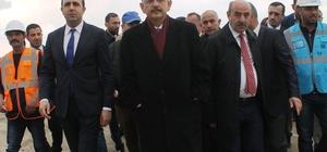 Şırnak'ta toplu açılış ve temel atma töreni