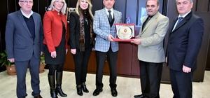Rektör Bilgiç'ten sivil toplum ile işbirliği vurgusu