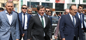 Eski Başbakan Davutoğlu Konya'da