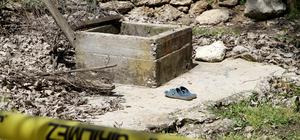 Muğla'da su kuyusunda kadın cesedi bulundu