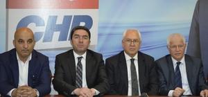 CHP referandum çalışmalarını sürdürüyor