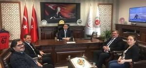 Çaturoğlu, Zonguldak merkeze çıkarma yaptı