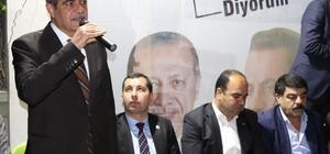 """Haliliye Belediye Başkanı Demirkol: """"16 Nisan'da darbelere son verelim"""""""