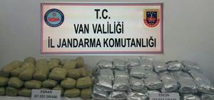 Saray ilçesinde uyuşturucu operasyonu
