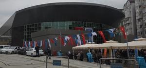 Üsküdar Muhsin Yazıcıoğlu Spor Salonu açıldı