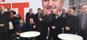 Ümraniye 15 Temmuz Şehitler Meydanı'nda 'Evet Kafe' açıldı