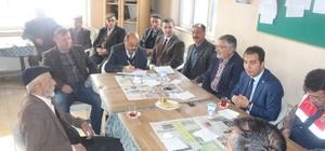 İnönü'de vatandaşların talepleri dinlendi