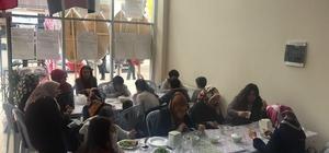 Zileliler mazlumlar için 4 günde 50 bin lira yardım toplandı
