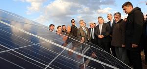 Talas'ın 30 yıllık elektriğini karşılayacak sistem devrede