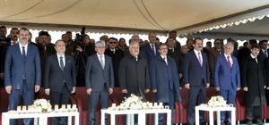 """""""Bakü-Tiflis-Kars Demiryolu Projesi haziranda devreye giriyor"""""""