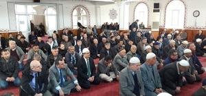 Alaçam'da şehit polisler için mevlit okutuldu