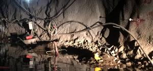 Karakurt Barajı'nda çalışan işçi hayatını kaybetti