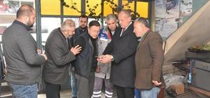 Başkan Mehmet Keleş, çalışmalarını sıklaştırdı