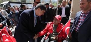 """Başkan Türel: """"Diktatör arayan Suriye'ye baksın"""""""