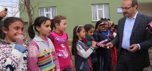 Vali Yavuz köy gezilerine devam ediyor