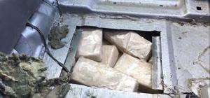 Van'da uyuşturucu operasyonları