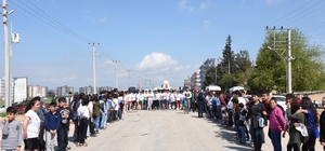 Nusaybin'de Polis Haftası Atletizm Koşusu düzenlendi