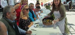 Alaçatı'daki festivalde 200 bin kişi ağırlandı