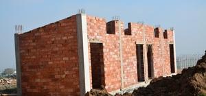 Kartepe Atla Terapi Merkezi inşaatı hızla yükseliyor