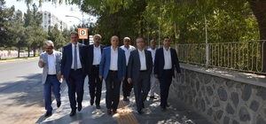 """""""Güçlü Türkiye için tam destek"""""""