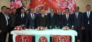 """Çetinkaya: """"16. Türk devleti MHP'nin teminatı altında"""""""