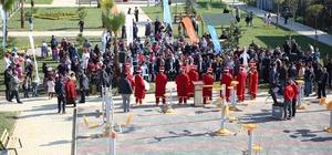 Darıca'da 16 Nisan diriliş parkı açıldı