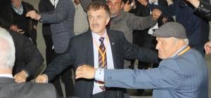 Uşaklı Sığır yetiştiricileri Ahmet Başkan'dan vazgeçmiyor.