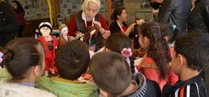 Yöresel bebek çalıştayına binlerce ziyaretçi