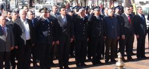 Türk Polis Teşkilatının 172. kuruluş yıldönümü Tavşanlı'da törenle kutlandı