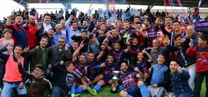 Havran'da şampiyonluk sevinci