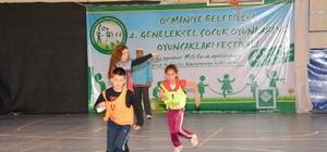 Geleneksel Çocuk Oyunları Festivali'nin ön elemeleri yapıldı