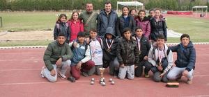 Mahmudiye Bocce yarışmasında il birincisi oldu
