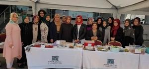 KTO Karatay Üniversitesi öğrencilerinden Halep ve İdlip için kermes