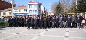 Beyşehir'de Türk Polis Teşkilatının 172 yaşı kutlandı