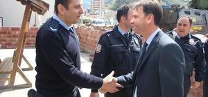 Başkan Koçhan, Polis Teşkilatı'nın 172. Kuruluş Yıldönümü'nü kutladı
