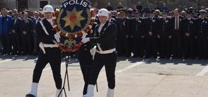 Türk Polis Teşkilatının Kuruluşunun 172. Yılı kutlamaları