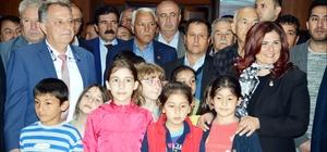 Başkan Çerçioğlu, Çanakkale Müzesini Karacasu'da açtı