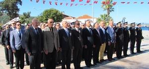 İzmir'in ilçelerinde polis teşkilatının kuruluş coşkusu
