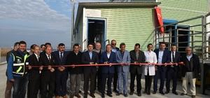 Başkan Uğur'dan Marmara'ya çıkarma