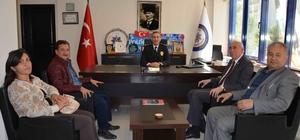 CHP'li Aldan'dan emniyete Polis Haftası ziyareti