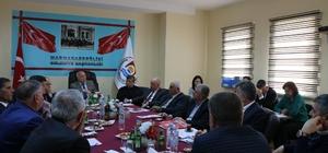 Marmaraereğlisi Belediyesi Nisan ayı meclis toplantısı