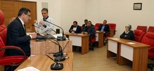 Nisan Ayı Meclis Toplantıları Tamamlandı