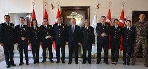 Afyonkarahisar'da Türk Polis Teşkilatının 172. Kuruluş Yıldönümü etkinlikleri