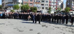 Burhaniye'de Polis Gününe mehterli kutlama