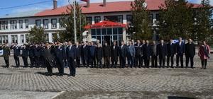 Sarıkamış'ta Türk Polis Teşkilatı'nın kuruluşunun 172. yılı