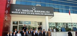 Muğla Ağız ve Diş Sağlığı Merkezi hizmete açıldı