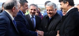 Bakan Arslan'ın katılımıyla bina açılışı gerçekleştirildi