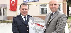 """Başkan Togar: """"Polislerimiz çok önemli ve ulvi vazifeyi yerine getiriyor"""""""